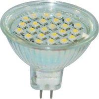 LED žárovka MR16, 8632c20a, GU5.3, 1,4 W, 12 V, 49 mm