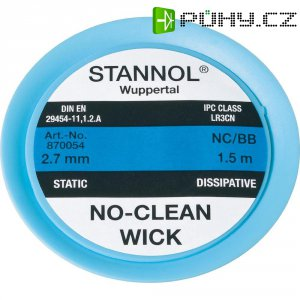 Lanko pro odsávání Stannol