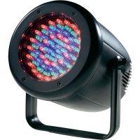 LED DMX reflektor Octopod Multi-Color, 76 LED, černá