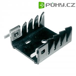 Speciální chladič Assmann WSW V8502A pro TO 220, 30 x 25,4 x 12,7 mm, 20 K/W