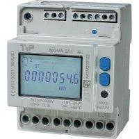 Třífázový digitální elektroměr TIP NOVA 5/1 4L MID, 5 A