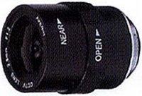 Objektiv CS 2,8mm s manuálně stavitelnou clonou