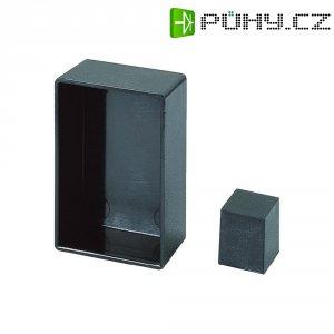 Prázdná modulová skříň OKW, (d x š x v) 12 x 15 x 12 mm, černá