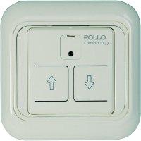 Ovládání rolet s týdenním časovačem Ehmann Rollo Comfort 24/7 6661C0000, 230 V