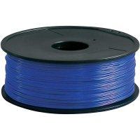 Náplň pro 3D tiskárnu, Renkforce ABS175U1, ABS, 1,75 mm, 1 kg, modrá