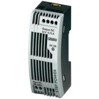 Zdroj na DIN lištu Phoenix Contact STEP-PS/1AC/12DC/1.5/FL, 12 V/DC, 1,5 A