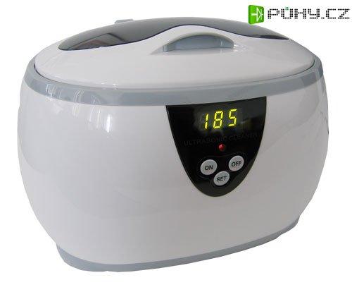 Ultrazvuková čistička ULTRASONIC 600ml, CD-3800A - Kliknutím na obrázek zavřete