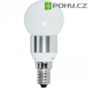 LED žárovka Renkforce E14, 3,6 W = 25 W , matná, teplá bílá