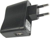 Napáječ, sítový adaptér USB 006-A 5V/0,5A spínaný DOPRODEJ