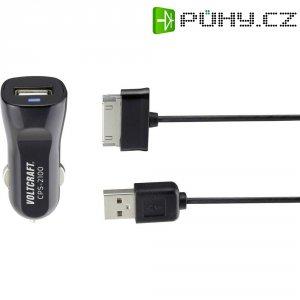 USB napájecí zdroj do autozásuvky Voltcraft CPS-2100, 1x 2100 mA