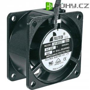 Axiální ventilátor Sepa UF60D23BHW, 836048301, 230 V/AC, 27 dBA, 60 x 60 x 30 mm