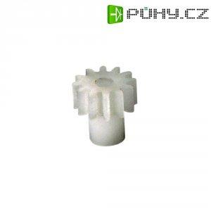 Čelní ozubené kolo Modelcraft, 12 zubů, M0.5, polyacetal