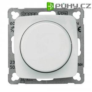 Stmívač Monte, 102010, 20 - 500 W, bílá