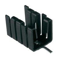 Zásuvný chladič Assmann WSW V8508B pro TO 220, 19 x 12,8 x 12,7 mm, 21 K/W