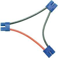 Y kabel sériový Modelcraft, EC3, 700 mm, 2,5 mm²