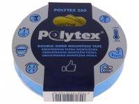 Oboustranná lepící pěnová páska ANTICOR POLYTEX 560, šíře19mm, 10m