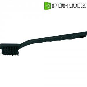 ESD kartáč BJZ C-198 1498, 35 mm x 10 mm, černý