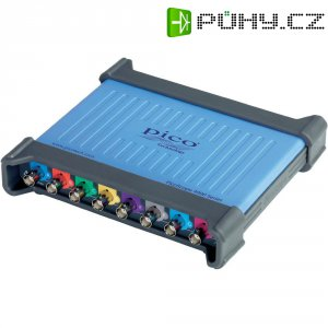 USB osciloskop pico PicoScope 4824, 8 kanálů, 20 MHz
