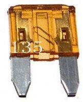 Autopojistka 5A mini-11x9mm