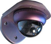 Kamera CCD 480TVL antivandal, objektiv 3,6mm DOPRODEJ