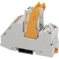 Relé modul RIF-2-RPT Phoenix Contact RIF-2-RPT-LV-24AC/4X21, 24 V/AC, 5 A, 4 přepínací kontakty