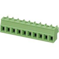 Konektor šroubový Phoenix Contact MC 1,5/10-ST-5,08 (1836150), AWG 28-16, 5,08 mm, zelený