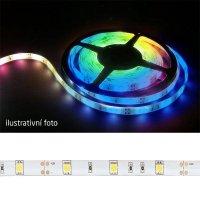 LED pásek 5050 30LED/m IP54 7.2W/m RGB (1ks=cívka 5m) zalitý