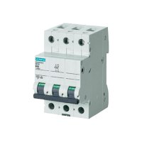 Jistič B Siemens, 16 A, 3pólový, 5SL6316-6