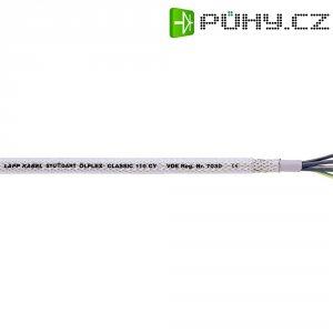 Kabel Lappkabel Ölflex® CLASSIC 110 CY, 5 x 1,5 mm², transparentní, 1 m