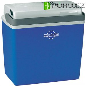 Přenosná lednice (autochladnička) Ezetil Mirabelle E24 12 V modrobílá 21.7 l