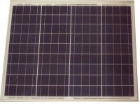 Fotovoltaický solární panel 12V/50W polykrystalický