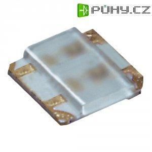 SMD LED ROHM Semiconductor, SML-P24MUWT86M, 20 mA, 2,2 V, 50 °, 21 mcd, zelená/červená, SML-P24MUW