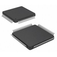 Mikrokontrolér ATMEL® AVR-RISC Atmel, ATMEGA128A-AU