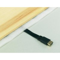 SpeaKa Professional High Speed HDMI plochý kabel s Ethernetem, 3 m