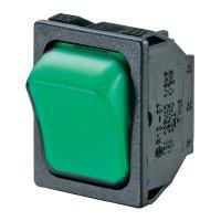Kolébkový spínač s aretací SCI R13-87B-02, 250 V/AC, 10 A