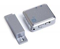 GSM minialarm V13 s lokalizátorem polohy, otřesové čidlo, magnetický kontakt, zvukový poplach pro by