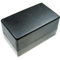 Univerzální pouzdro plastové Kemo G083, (d x š x v) 120 x 70 x 65 mm, černá