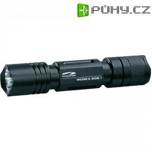 Kapesní svítilna LiteXpress Workx SOS 1, LXL428001, černá