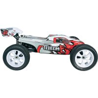 RC model EP Truggy Team C Torch E, 1:8, 4WD, 2.4 GHz, stavebnice