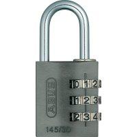 Visací zámek na heslo ABUS ABVS46622, 31.5 mm, hliník