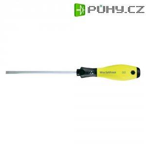 Plochý šroubovák ESD Wiha SoftFinish 302ESD 08183, délka čepele: 150 mm