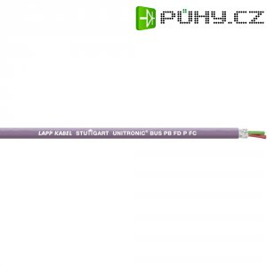 UNITRONIC BUS FD (PUR) L2/FIP500 mm ČERNÝ