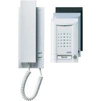 Domovní telefon Ritto Schneider, 16731/70, 1 rodina, plast, bílá