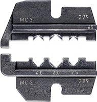 Krimpovací čelisti pro solární konektory MC 3 Knipex 97 49 65, 2,5-6 mm²