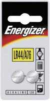 Knoflíková baterie LR44, Enegizer AG13, alkalicko-manganová, 2 ks, 623071