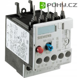 Přepěťové relé Siemens 3RU1116-1AB0, 1,1 - 1,6 A