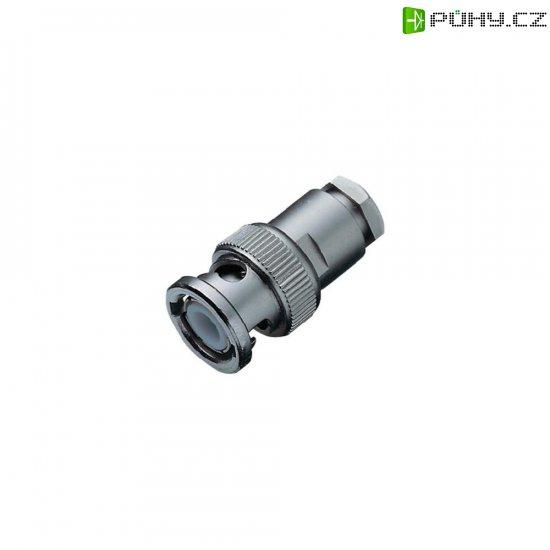 BNC konektor pro RG 58 C/U a RG223, 50 Ω - Kliknutím na obrázek zavřete