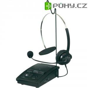 Komfortní Headset KJ-970, RJ10, černá