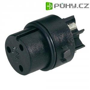Zásuvkový konektor ESKA Bulgin SA3242, 4pól., 0,2 - 0,5 mm², IP68
