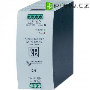 Spínaný síťový zdroj Elektro-Automatik EA-PS 824-04SM na DIN lištu, 24 V/DC, 3.3 A
